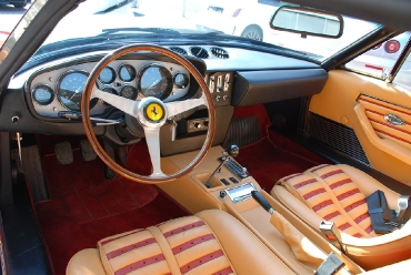 Interieur Daytona